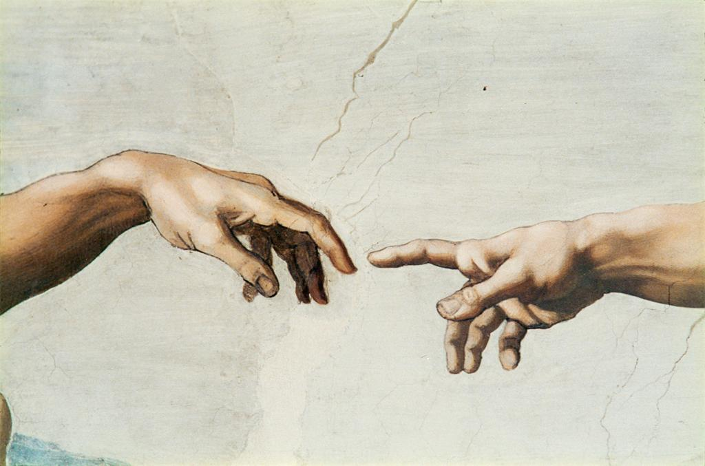 You are the Michelangelo of yourlife.