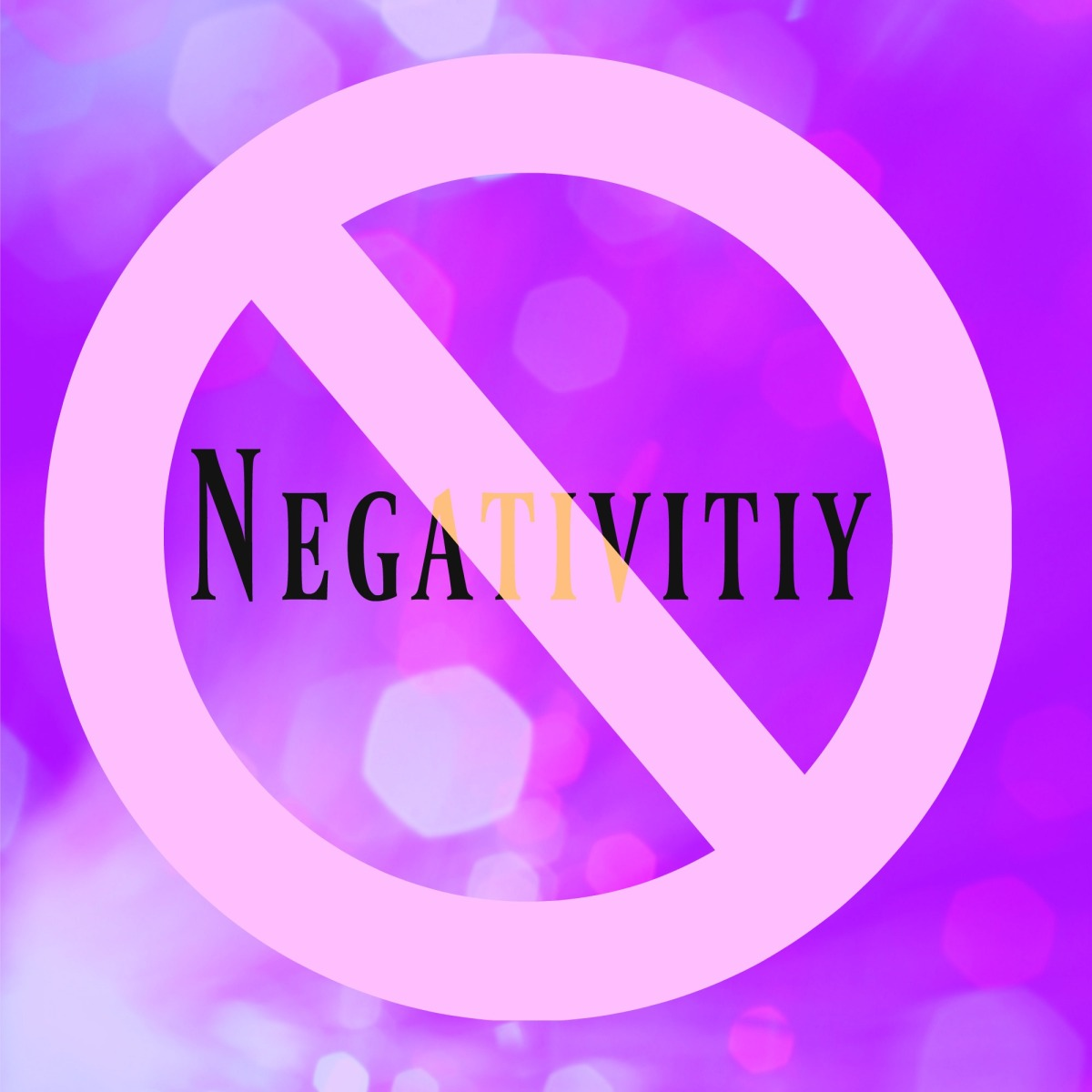 How I quit being negative & gothappy